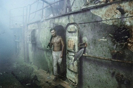 Image 1 from the Mohawk Project by Andreas Franke, 2013