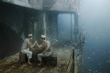 Image 3 from the Mohawk Project by Andreas Franke, 2013