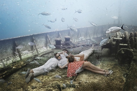 Image 6 from the Mohawk Project by Andreas Franke, 2013