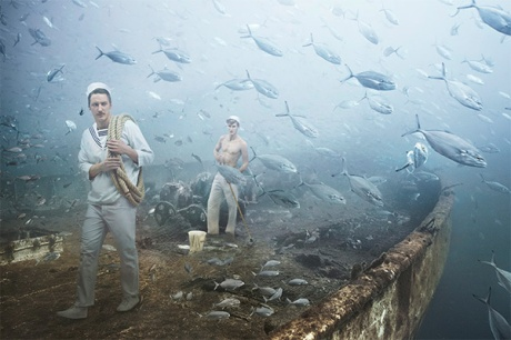Image 7 from the Mohawk Project by Andreas Franke, 2013