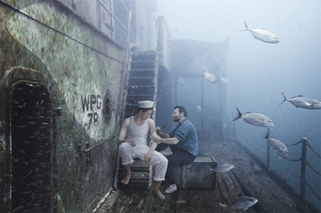 Image 10 from the Mohawk Project by Andreas Franke, 2013