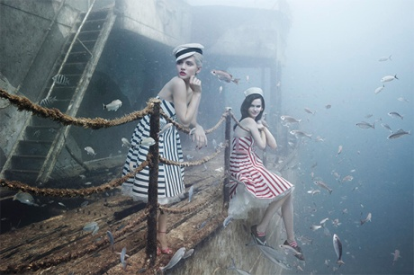 Image 11 from the Mohawk Project by Andreas Franke, 2013
